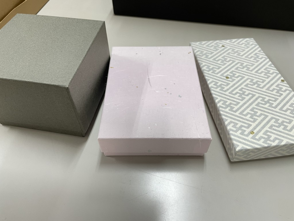 【贈り物に】オリジナルの箱作ります!
